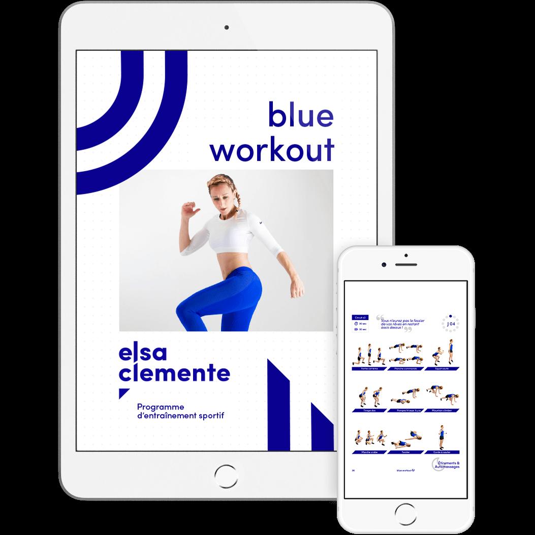 Blue Workout